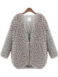 Eilen Frauen kurzer Mantel Mäntel