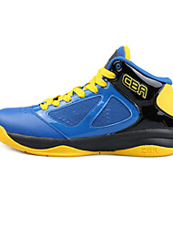 Men's Basketball Shoes Synthetic Blue/White
