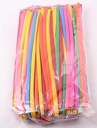 100 piezas globo magia (colores aleatorios)