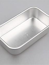Surface Anodic Aluminum Alloy Large Square Cake Mold Processing