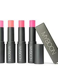couleur fixe blush stick vitalité ras bâton tache lèvre joue rénovateur par myboon