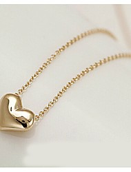 COKIE Women's All Matching Vintage Heart Shape Necklace