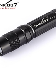 LED Flashlights/Torch / Handheld Flashlights/Torch LED 3 Mode 180 LumensWaterproof / Rechargeable / Impact Resistant / Nonslip grip /