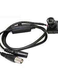 Câmera 600TVL WDR FPV ampla faixa dinâmica mini câmera com menu OSD para aviões rc câmera FPV 2040 + 639