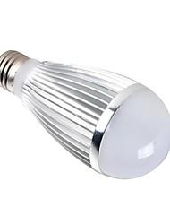 Juxiang Lâmpada Redonda Decorativa E26/E27 7 W 700 LM 2800-3200 K Branco Quente/Branco Frio 14 SMD 5730 AC 85-265 V B