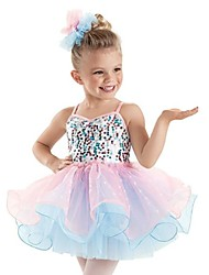 Ballet Dancewear Children's Sequin Ballet Tutu Dress