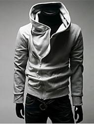 Men's Hoodied Hoodie Coat