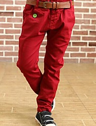 Boy's Fashion Silm Pants
