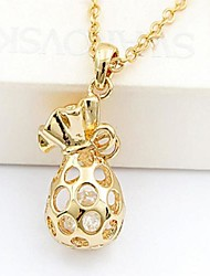 Lucky Bags Necklace