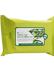 Echoice  Ginko Moisture Cleansing Tissue 30pcs