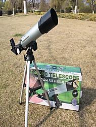 Phoenix® 48x 50mm mm Telescopi 360mm.f/7 Telescopio astronomico Argento