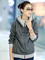 Women's Zipper Warm Hoodies(More Colors)