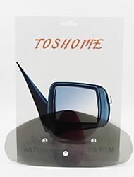 toshome pellicola anti-riflesso per interni specchietti retrovisori esterni per audi a3 2014-2015