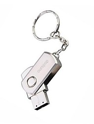 Ourspop U312   32GB  Waterproof Swivel Metal USB 2.0 Flash Drive  Pen Drive