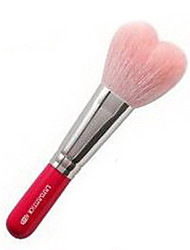 Lam Sam Yick Heart Shape Brush (Medium, Pink)