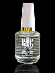 1PCS BNC Transparent Top Coat Nail Polish 15ml