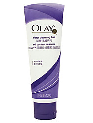 Olay Deep Cleansing Line Oil Contact Cleanser