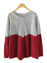 Women's Winter Long Sleeve Pullover Knitted Sweater