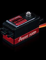 poder hd-1207tg servo digital de 8 kg