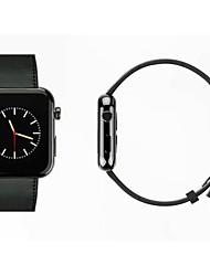 bluetooh Smartwatch, Kopfhörer Unterstützung, Medien erinnern, Pedometer, Notifier, Alarm usw. für Android