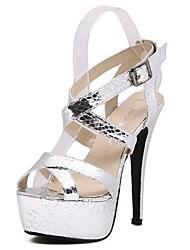 scarpe da donna peep toe sandali tacco a spillo scarpe più colori disponibili