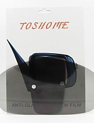 toshome pellicola anti-riflesso per specchietti retrovisori esterni per bmw x5m 2010
