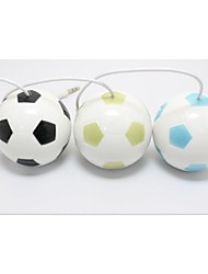 football Portable Mini speaker use for indoor and outdoor