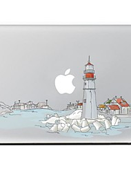 The City  Design Decorative Skin Sticker  for MacBook Air/Pro/ Pro with Retina Display