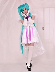 Inspired by Vocaloid Hatsune Miku Cosplay Costumes