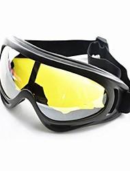 wolfbike UV400 gafas de sol gafas gafas de seguridad para la bicicleta del esquí de patinaje montar actividades al aire libre de la lente de colores