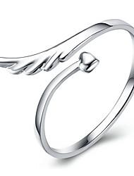 Aimei Frauen 925 Silber Mode-Ringe