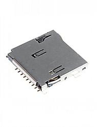 type push-push carte micro SD / carte mémoire cassette (x2)