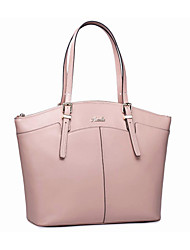 Nucelle Women's Basic Napa Cowhide Leather Tote 1170514-04