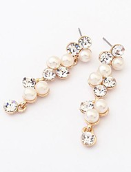 European Style Boutique Fashion Pearl Earrings