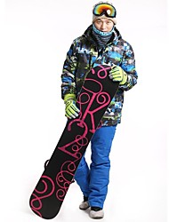 Outdoor Men's 3-in-1 Jackets / Winter Jacket / Clothing Sets/Suits Skiing / Camping / Hiking / Snowsports / Downhill / Cross-Country