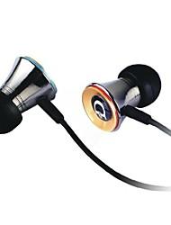 unu dn-12 Trident Metall umfassende Geräuschdämmung In-Ear-Ohrhörer für mp3 cd iphone ipod