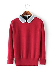 ICED™ Women's  Lapel Pullover Beads Sweaters(More Color)