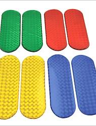 pegatinas epoxi reflectantes de seguridad del vehículo (coche de tamaño-l / par)