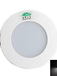 zweihnder проводки 3W 280lm 5500-6000k 10x5730 SMD светодиодов белого света потолочный светильник (AC 220-240В)