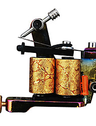 Bobine pour Machine à Tatouer Professiona Tattoo Machines Fonte Ombrage Coulage