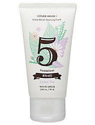 Etude House Every Month Cleansing Foam (#05 Fresh & Clean)