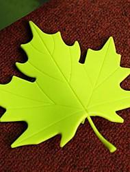 folha de bordo rolha ornamento porta outono