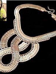 lusa Alle Spiel elegante Halskette