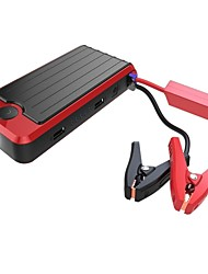 12000mAh Rasso  PowerAll Portable Power Bank and Car Jump Starter Red/Black
