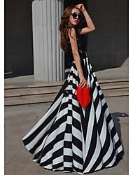 Q.S.H Women's  Casual Sleeveless Dress