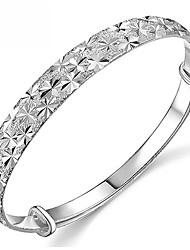 De zeven vrouwen mooie zilveren alle overeenkomende vrije tijd armband