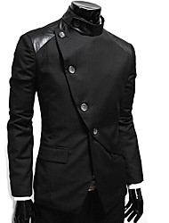 Fashion Casual  British Slim Blazer Coat