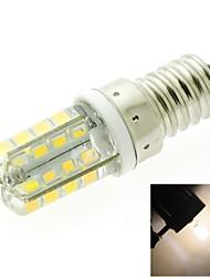Ampoule Maïs Blanc Chaud T E14 3 W 32 SMD 2835 220 LM 3000 K AC 100-240 V