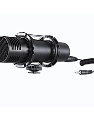 BOYA BY-VM300PS Stereo Condenser Microphone for Canon Nikon Sony Sigma Cameras Mini Camcorders