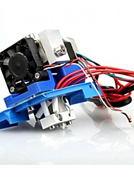 Assembled Bowden Extruder GT2 GT034 Reprap 3D Printer Hotend with Stepper Motor